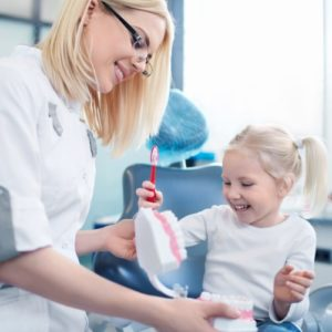 Paediatric dentist in Hornsby