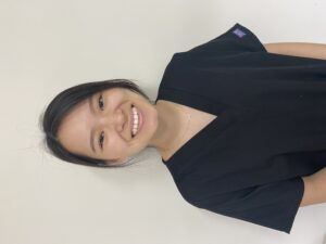 Lucia Doan in Hornsby Dental Clinic